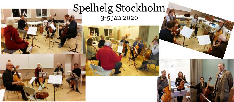 Spelhelg i Stockholm jan.-2020